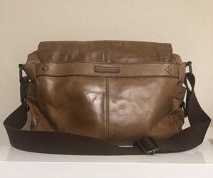 Fossil Vintage Leather Messenger Bag for Sale in TWN N CNTRY, FL