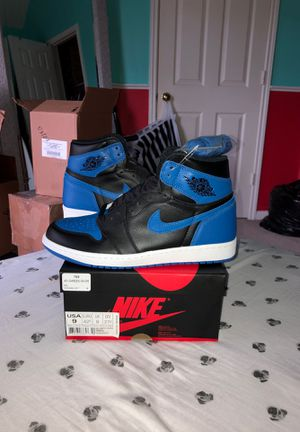 "Air jordan 1 ""royal"" size 9 ds for Sale in Missouri City, TX"