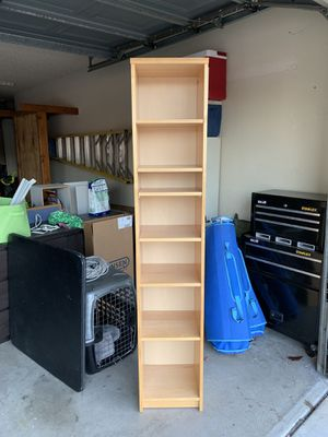 Adjustable bookcase for Sale in Scottsdale, AZ