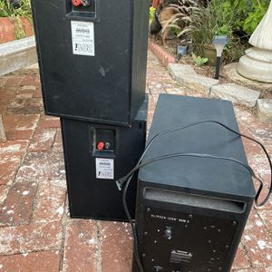 Speakers for Sale in Lakeside, CA