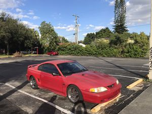1996 Ford Mustang GT for Sale in Medley, FL