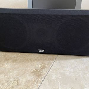 DCM Center Speaker for Sale in Encinitas, CA