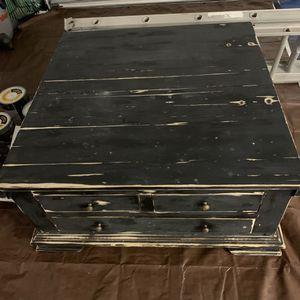 Chest storage box for Sale in Winter Haven, FL