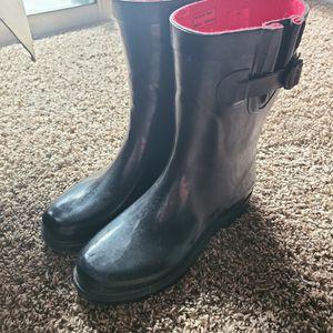 Size 8 Women's Rain Boots for Sale in San Antonio, TX