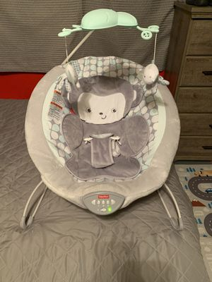 Fisher Price Monkey Bouncer for Sale in San Angelo, TX