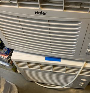Haier window ac 6 months old used for 3 months for Sale in Spring Valley, CA