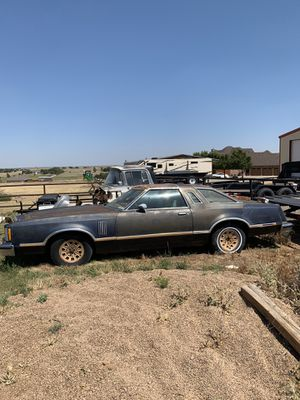1979 Thunder Bird for Sale in Amarillo, TX