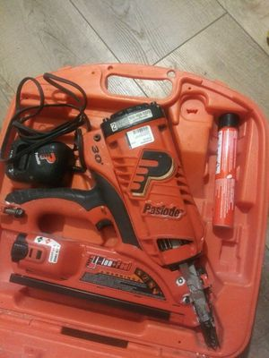 Pasload gun framing nailer airless $250 for Sale in Hamtramck, MI