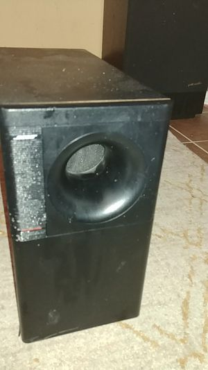 Bose Acoustimass 600 subwoofer for Sale in Waxahachie, TX