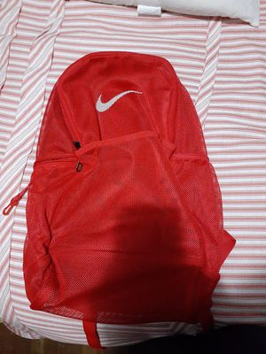 Nike Red Backpack for Sale in Pasadena, TX