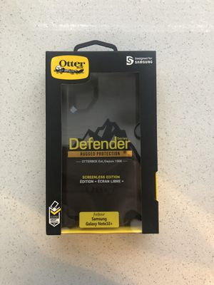 Otter box defender Samsung Galaxy for Sale in Bloomington, CA