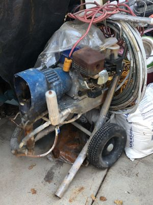Paint pump for Sale in Fresno, CA