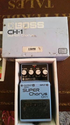 BOSS CH-1 Super Chorus for Sale in Sioux Falls, SD