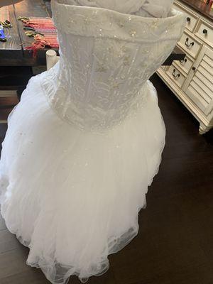 Princess wedding dress for Sale in Azle, TX