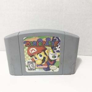Mario Party Nintendo n64 game for Sale in Merrick, NY