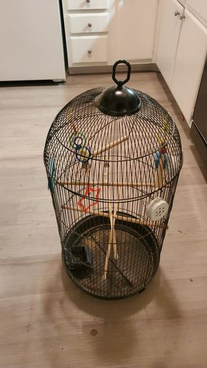 Bird cage for Sale in UPPER ARLNGTN, OH
