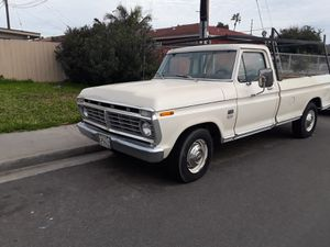 1973 Ford f250 ranger for Sale in San Diego, CA