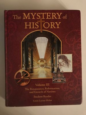 Mystery of History volume 3 for Sale in Yorba Linda, CA
