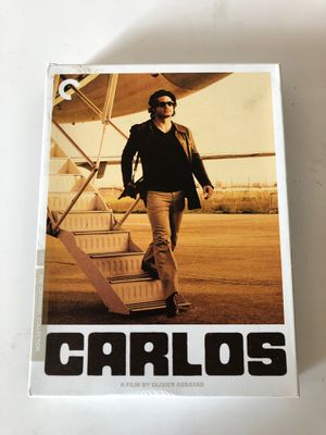 Carlos Criterion DVD for Sale in Los Angeles, CA