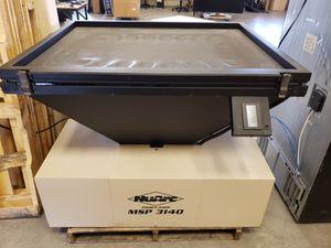 Screen Printing Exposure Unit for Sale in Albuquerque, NM