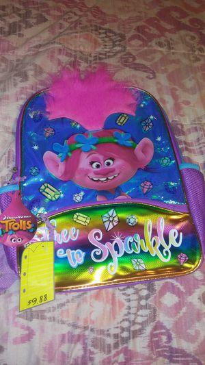 Troll backpack for Sale in Bakersfield, CA