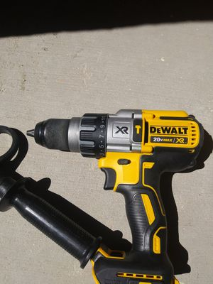 Dewalt hammer drill for Sale in North Las Vegas, NV