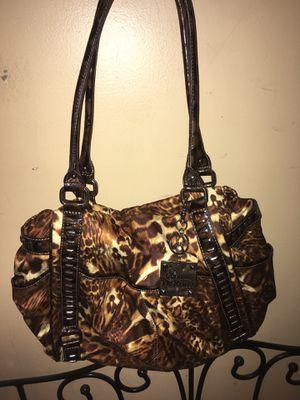 Genna DeRossi leopard print purse for Sale in Charleston, WV