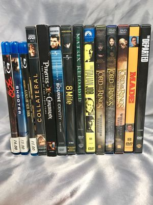 DVDs for Sale in Columbus, OH