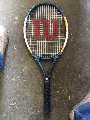 Wilson Double Beam Tennis Racket for Sale in Smyrna, TN