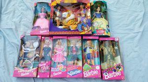 Vintage Barbie Lot 10 dolls for Sale in Queen Creek, AZ