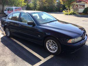 2001 BMW 530I for Sale in Weston, MA