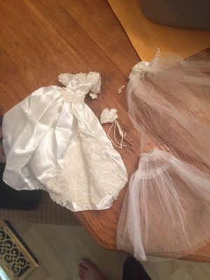 Barbie wedding dress for Sale in Aloha, OR
