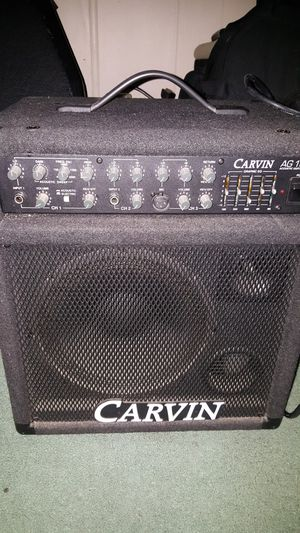 Carvin AG100 acoustic/electric amp/PA for Sale in Homeland, CA