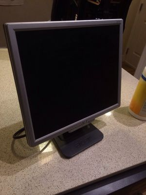 Acer computer monitor for Sale in Rockville, MD