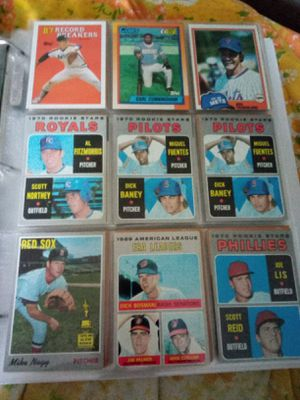 Baseball Cards Rookie for Sale in Fresno, CA
