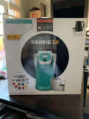 Keurig 2.0 Model K200 for Sale in San Jose, CA