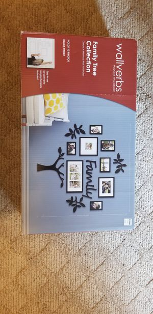 Family tree photo collection set for Sale in Washington, DC