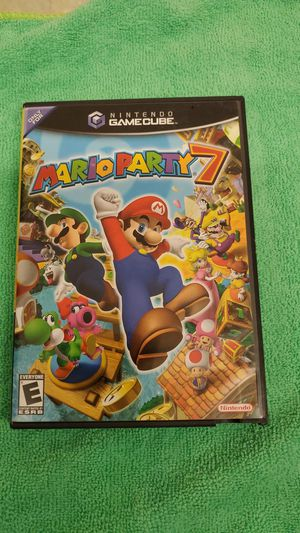 Mario party 7 for Sale in TEMPLE TERR, FL