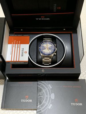 Tudor heritage chrono 70330B for Sale in Queens, NY