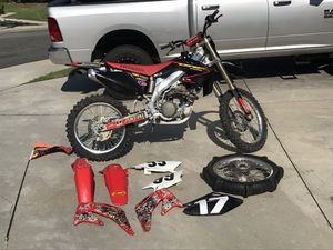Honda CRF 450 R 2004 for Sale in Chino Hills, CA