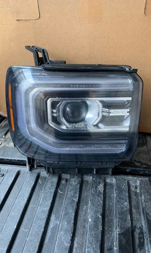 2017 2019 GMC Sierra headlight for Sale in Carson, CA
