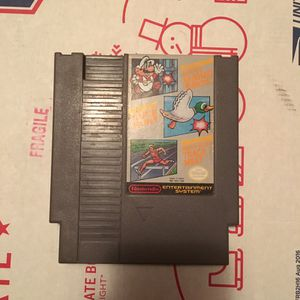 NINTENDO ENTERTAINMENT SYSTEM GAMES for Sale in Houston, TX