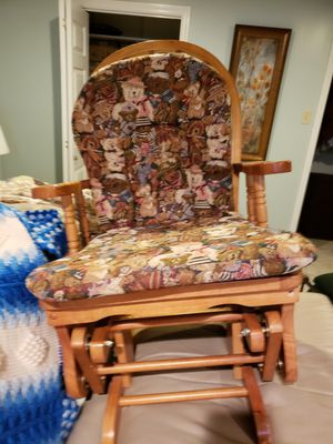 Kid size solid wood rocking chair for Sale in Mount Pleasant, PA