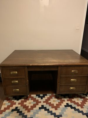 """Moving Sale """"Vintage Desk Only Chairs are gone"""" for Sale in Hyattsville, MD"""