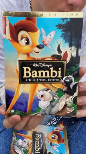 Bambi DVD for Sale in Fountain Valley, CA