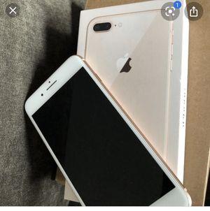 iPhone 8 Plus Rose Gold for Sale in Miami, FL