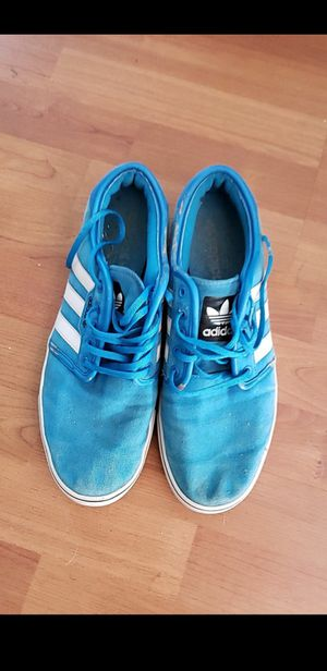 Tennis shoes Adidas size 11 used for Sale in Anaheim, CA