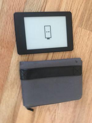 "Amazon Kindle Paper White E Reader 6"" Display for Sale in Vienna, VA"