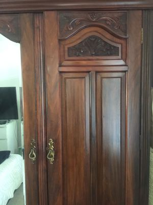 Antique armoire from New York for Sale in Irvine, CA