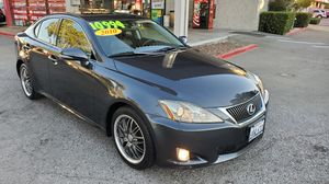 2010 Lexus IS250 IS 250 Automatic Clean Title for Sale in Fremont, CA